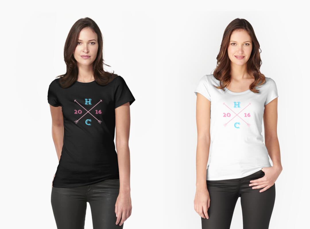 HC 16 Womens T-shirts