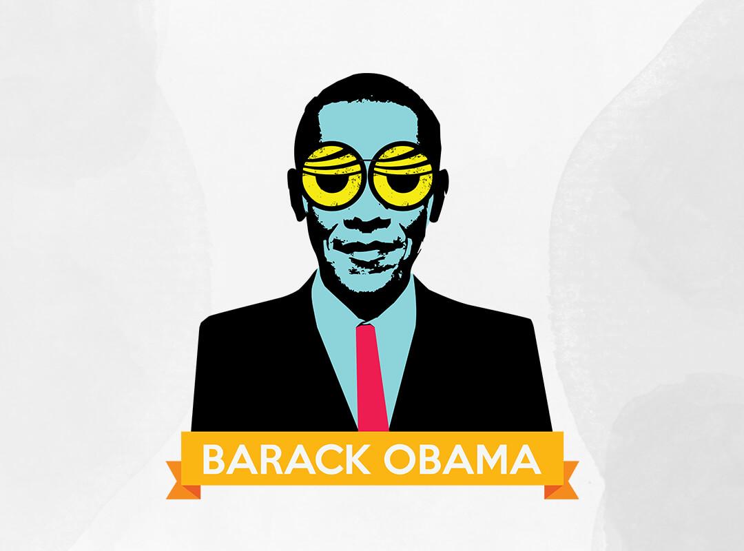 Pop Art Obama Shirts