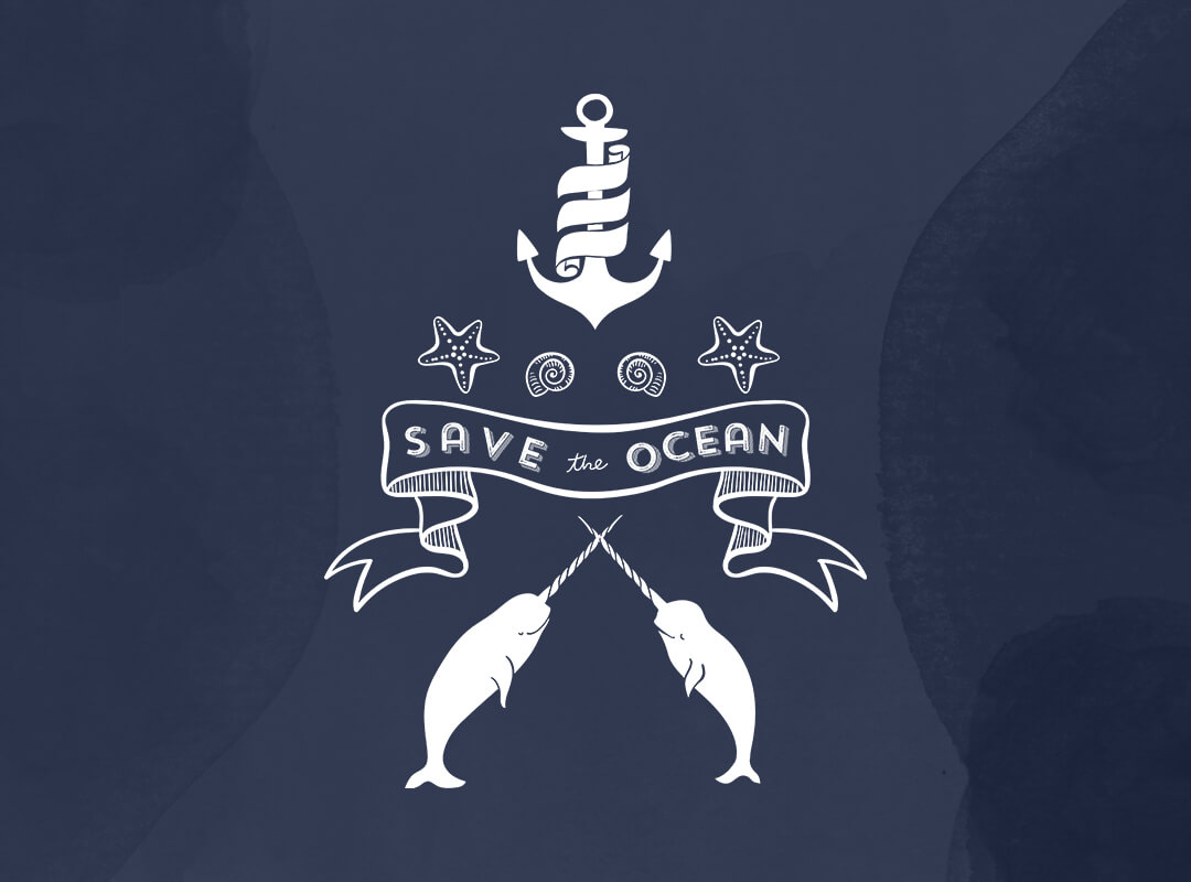 Save the Ocean T-shirts