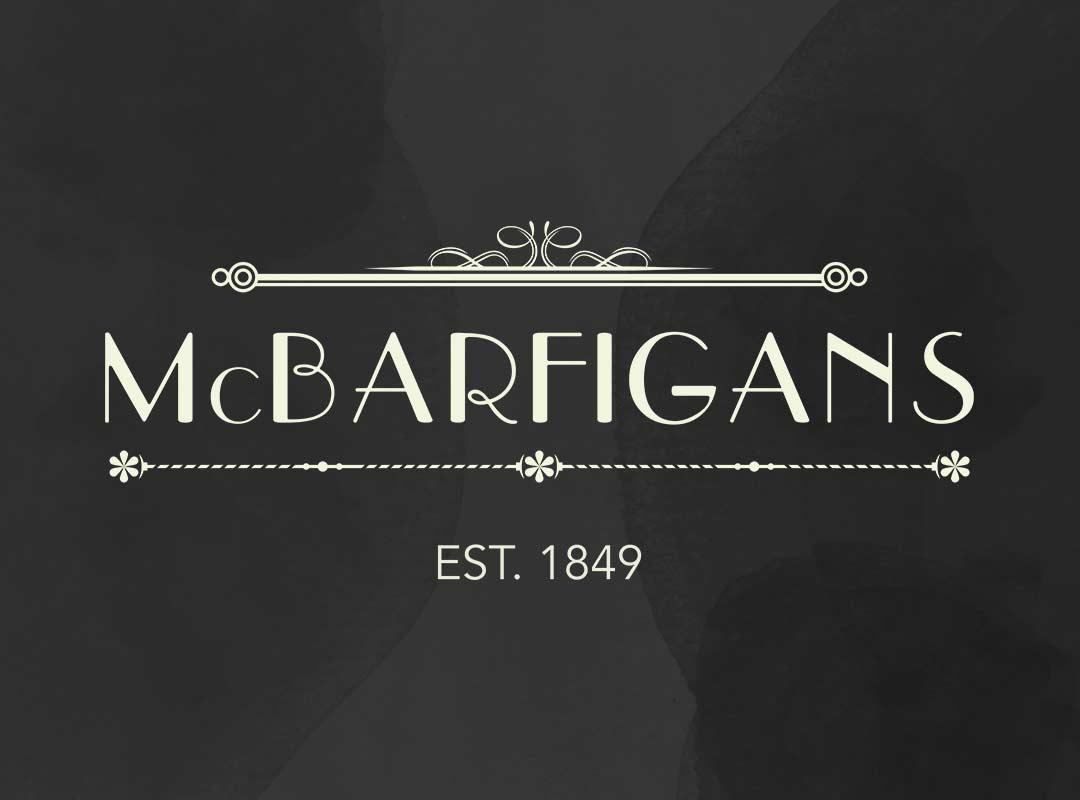 McBarfigans Bar Logo