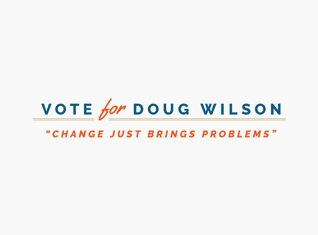 Doug Wilson Weeds T-shirt