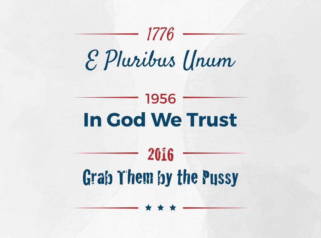 Grab Them by the Pussy Trump T-shirts