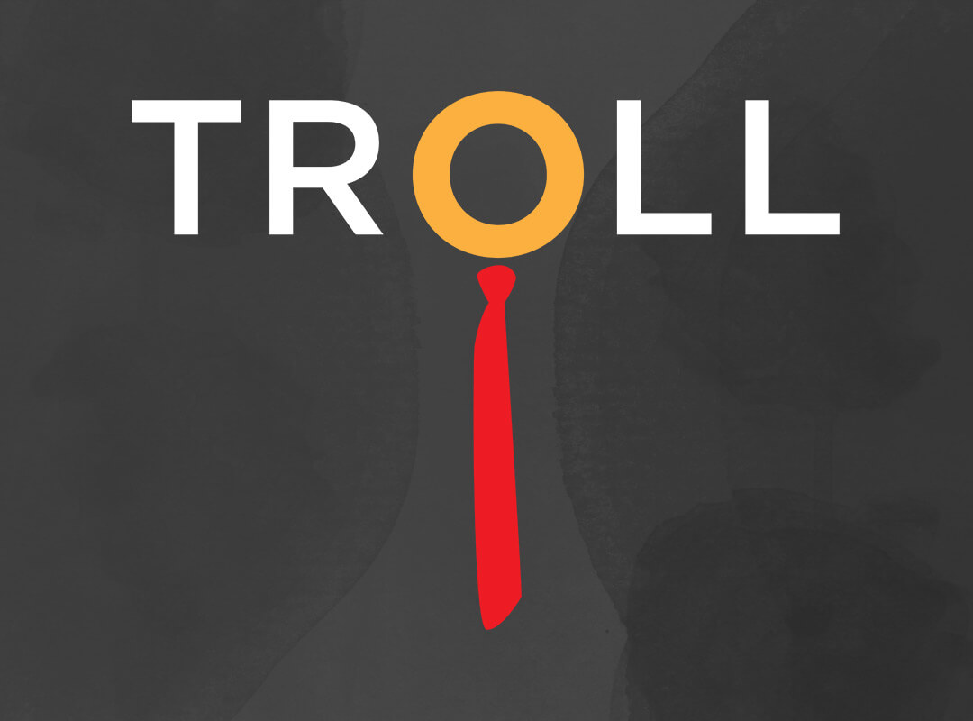 Trump Troll Anti Trump T-shirts, stickers, tote bags