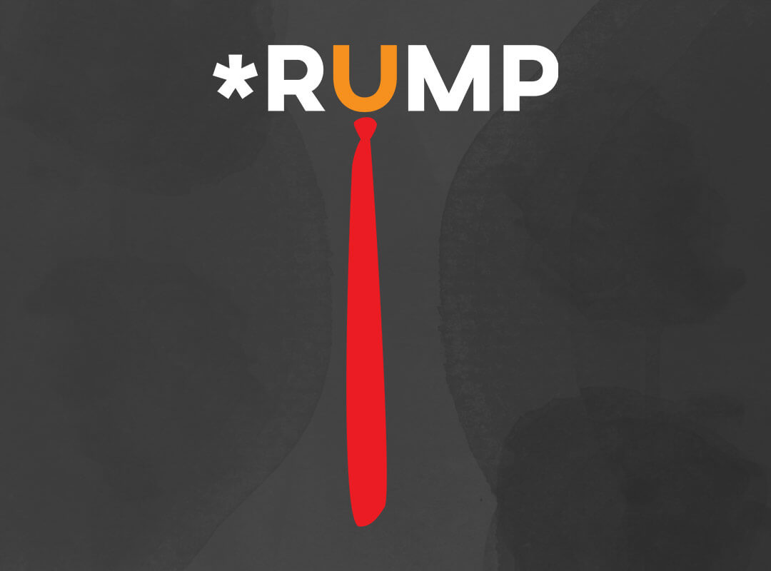 Rump Anti Trump T-shirt