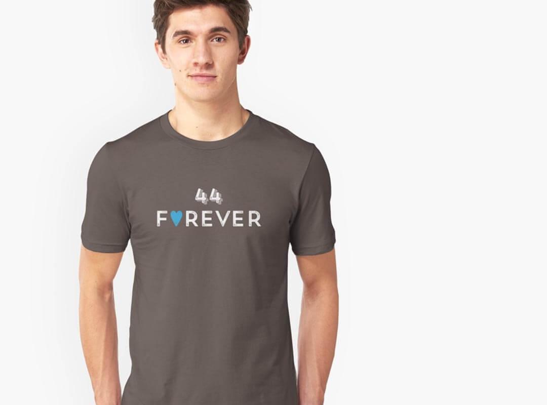 Forever 44 Barack Obama Shirts