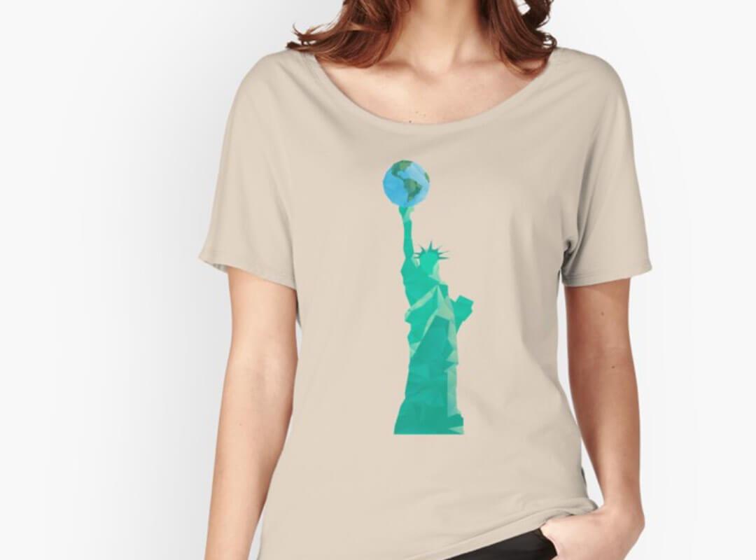 World Wide Freedom t-shirt