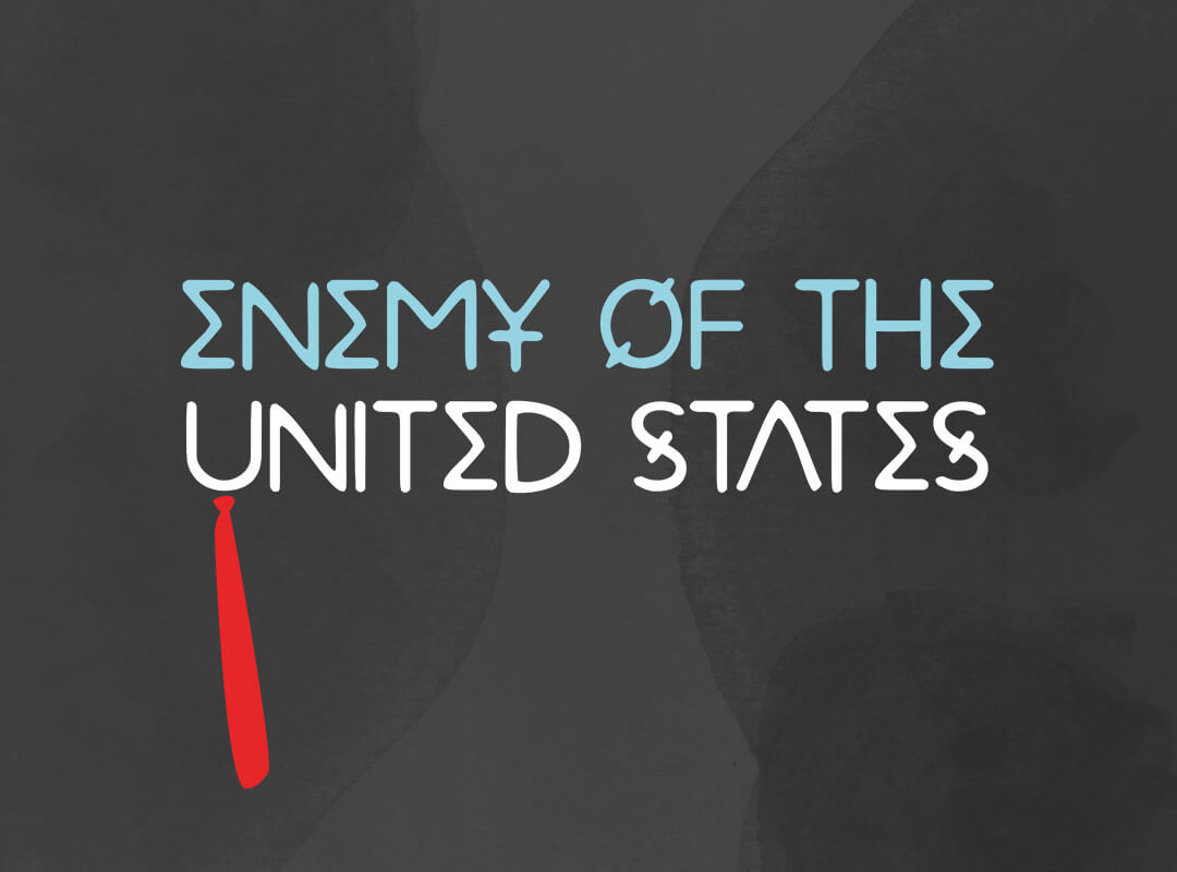 Enemy of the United States, Anti Trump T-shirts