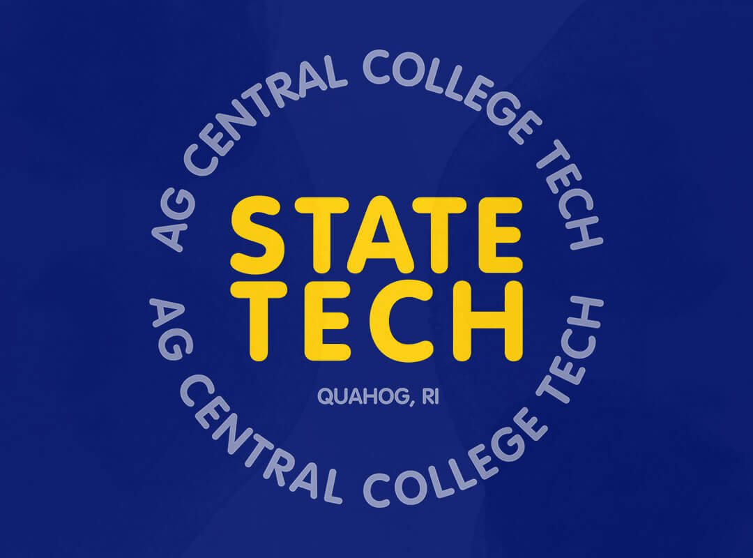 State Tech - Ag Central College Tech Shirts Stickers