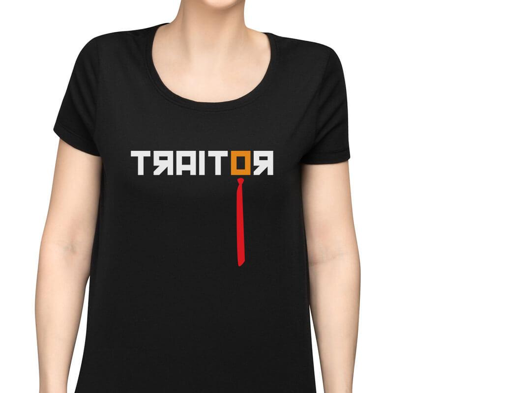 Trump Traitor T-shirt