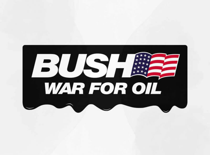 Bush War for Oil