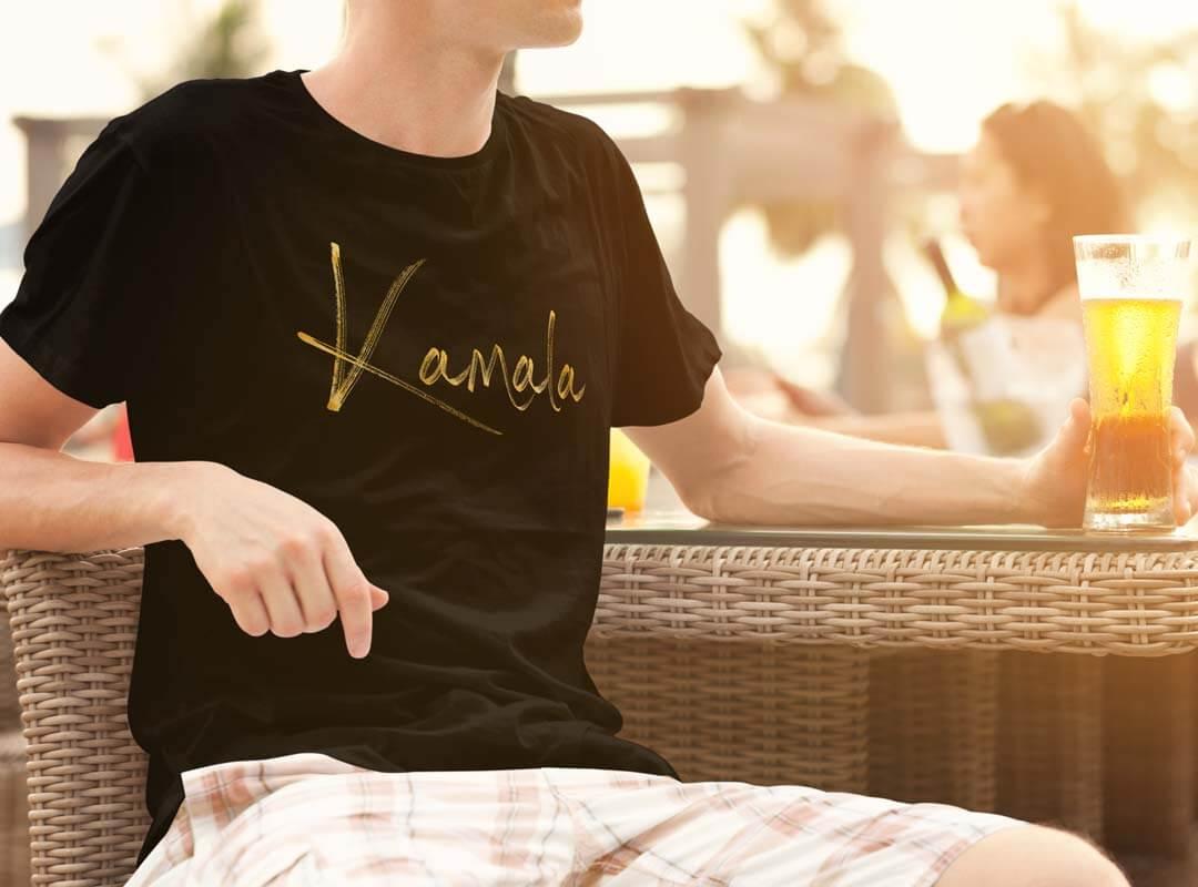 Kamala Shirt Sunny California
