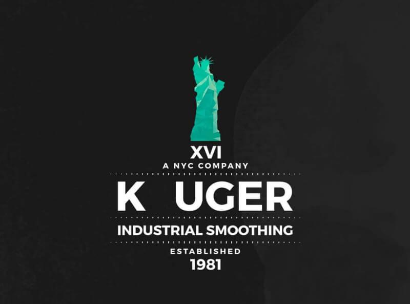 KRUGER (K uger) Industrial Smoothing