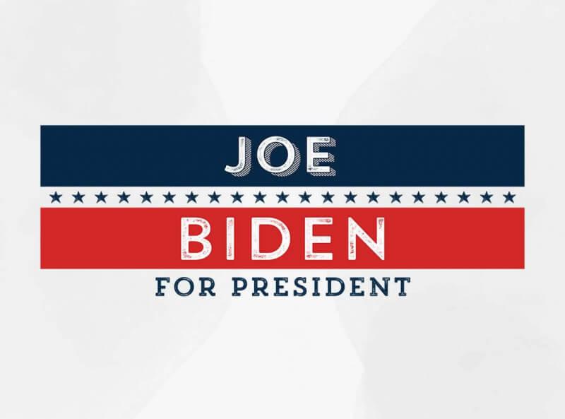 Joe Biden for President T-shirts